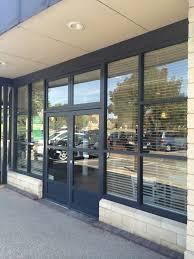 Traffic Doors Secrets Of Concealed Door Closers Aluminium Trade Supply