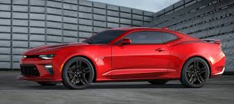 2017 chevy camaro color options