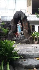 Bury St Joseph In Backyard Cathedral St Joseph Pontianak Indonesia Churches Statues