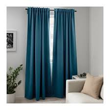 Black Out Curtains Majgull Blackout Curtains 1 Pair Ikea