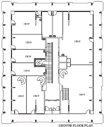 ground floor plan ground floor commercial floor plans for yakut and safir buildings