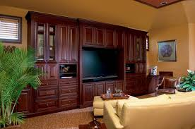 Cabinet For Living Room Interior Design Elegant Dark Waypoint Cabinets With White Ottoman