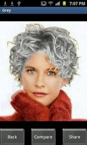 hairstyles for thick grey wavy hair 21 short haircuts for women over 50 gray hair short hair and