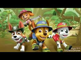paw patrol skye tribute video karen channel 21