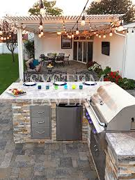 Backyard Bbq Las Vegas Bbq Island For The Bar Pinterest Bbq Island Backyard And Patios