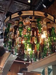 Glass Bottle Chandelier Glass Bottle Chandelier Diy Glass Jar Chandelier Diy Eimat Co