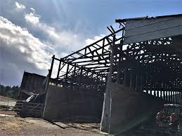 two barns house tornado hits oregon dairy totaling two barns dairy herd management