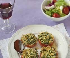 cuisine provencale recette tomates à la provencale recette de tomates à la provencale