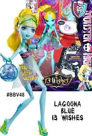 13 wishes lagoona doll silkstone barbies ken high after high