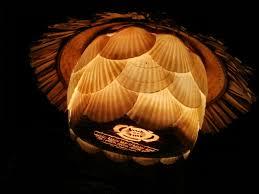 Seashell Light Fixtures Sea Shell L Shade D I Y Pinterest Shell L And Room