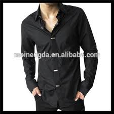 best selling latest collection stylish long sleeve mens plain