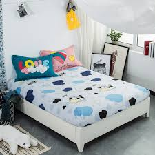 aliexpress com buy twin queen king size bed sheet mattress