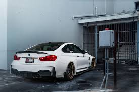 matte white bmw alpine white bmw gtrs4 adv7 track spec cs series wheels adv 1