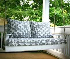 swing couch 17 outstanding handmade porch swing designs swing