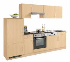 K Henzeile Komplett Küchenzeile Held Möbel Melbourne Breite 270 Cm Mit E Geräten