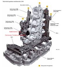audi 7 speed dsg problems details about the seven speed dual clutch gearbox 0b5 s tronic dl501