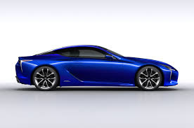 new lexus supercar 2016 2017 all new lexus lc 500 offers perfect handling autocarweek com