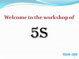 5s Training Authorstream Ppt 5s