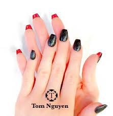 christian louboutin nails inspiration by tom nguyen nailpro
