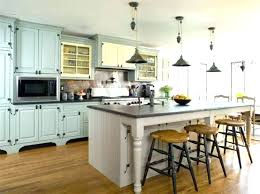 Free Standing Islands For Kitchens Magnificent Free Standing Kitchen Islands With Seating Related