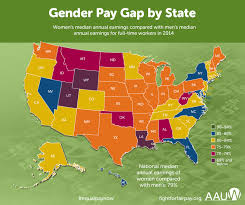 big washington dc map how big is the wage gap in your state media
