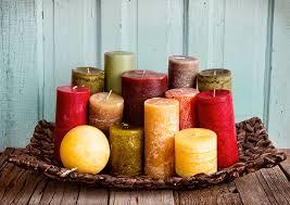 composizione di candele candele tutte le tipologie e gli utilizzi