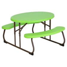 impressive on kids folding picnic table lifetime kids folding