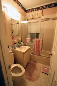 The Overwhelmed Home Renovator Bathroom by Nyc Small Bathroom Renovation Before After