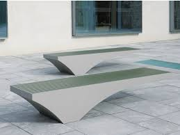 Street Furniture Benches Comfony 10 Backless Bench By Benkert Bänke