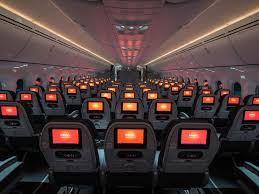 Boeing 787 Dreamliner Interior New Boeing 787 Avianca