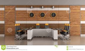 Contemporary Boardroom Tables Contemporary Boardroom Stock Illustration Image Of Conference