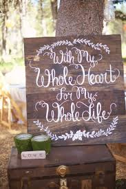 wedding backdrop quotes 10 ways to use quotes on your wedding day