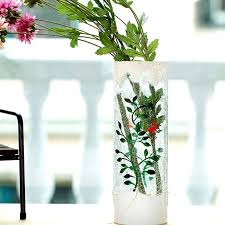 Wholesale Glass Flower Vases Colored Glass Vases Manufacturer Glass Floor Vase And Yellow Glass