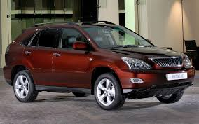 used lexus za lexus rx 2004 za wallpapers and hd images car pixel