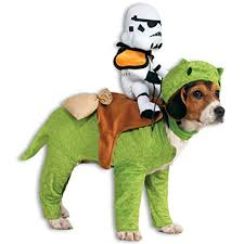 star wars costumes for dogs halloween decorations and costumes