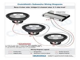 crutchfield speaker wiring diagram dolgular com