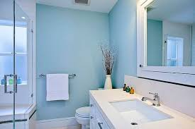 light blue bathroom ideas superb torchiere in bathroom farmhouse with blue bathroom next to