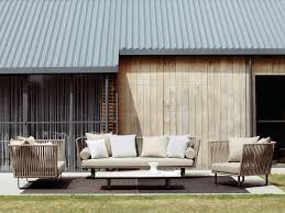 Kettal Outdoor Furniture Kettal Standard Bitta Club Armchair At Jangeorge Interior Design