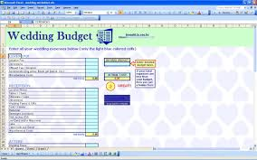wedding planning software spreadsheet templates free printable wedding planner templates