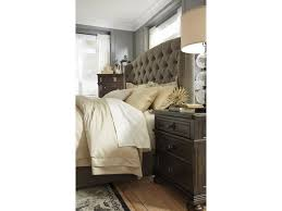 Ashley King Size Bed Signature Design By Ashley Gerlane Queen Upholstered Bed With