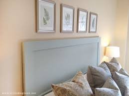 design chic cheap and easy diy headboard ideas how to make a