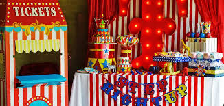 themed parties idea circus and carnival party ideas birthday express