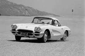corvette test vintage road test fuel injected 1962 corvette has hair on