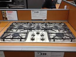 sample gas stove top 5 burners kitchen pinterest gas stove