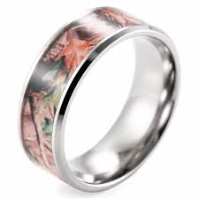 Camo Wedding Rings by Popular Hunting Wedding Ring Buy Cheap Hunting Wedding Ring Lots