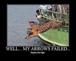Tiger Mom Meme - ddemotivators backup weapons posted by welknair rpg funny