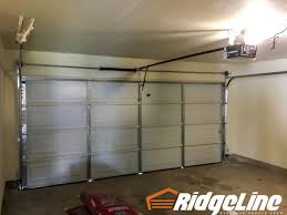 The Overhead Garage Door Company by Amarr St1000 Short Panel Non Insulated Ridgeline Overhead