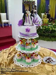 wedding cake bogor simple wedding cake darrel cakes bogor