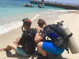 padi courses marina blue haiti discover haiti above u0026 below