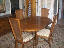 Vintage  Drexelheritage Compatica Dining Room Set Chairs - Drexel heritage dining room